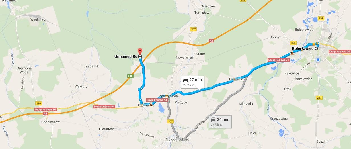 Informacje o III biegu Ligi – 02.05.2015 w Czernej