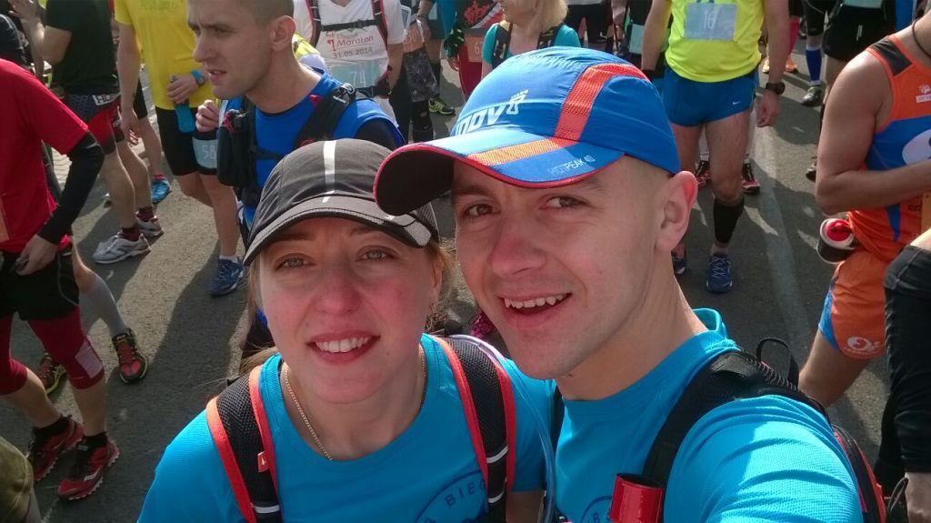 Chojnik Półmaraton i Maraton 23.05.2015