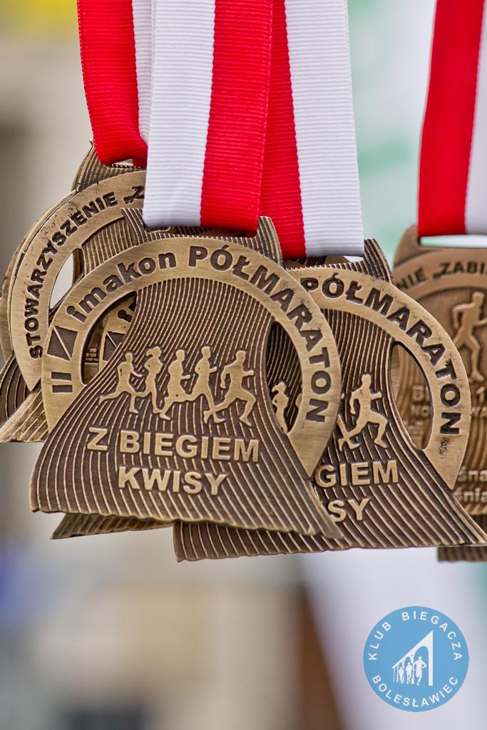 II Imakon Półmaraton i 10km Leśna