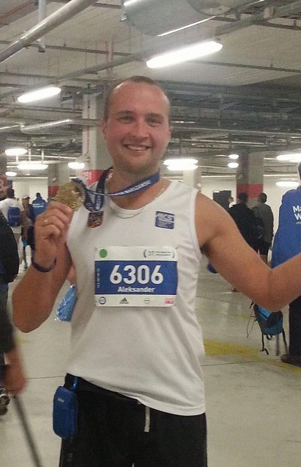 37 PZU Maraton Warszawa