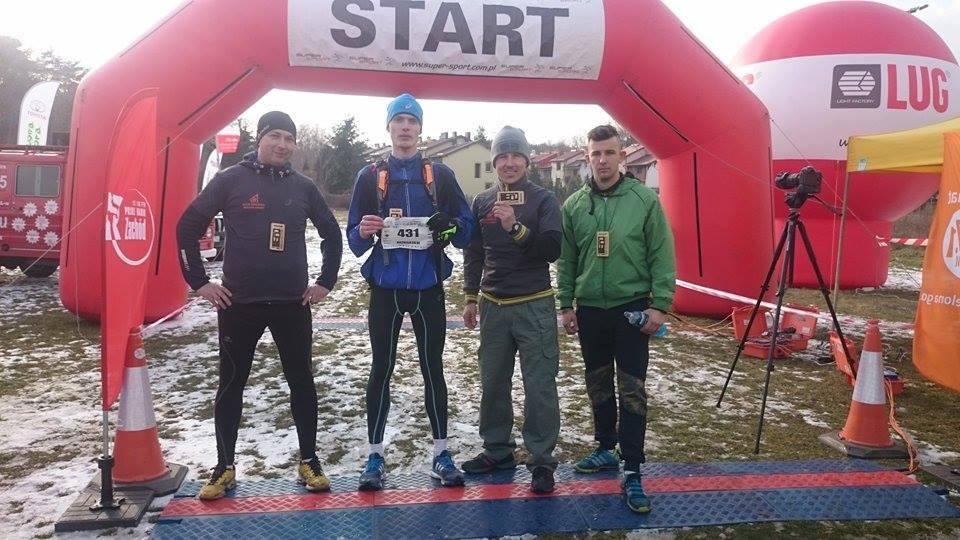 II Ultramaraton Zielonogórski