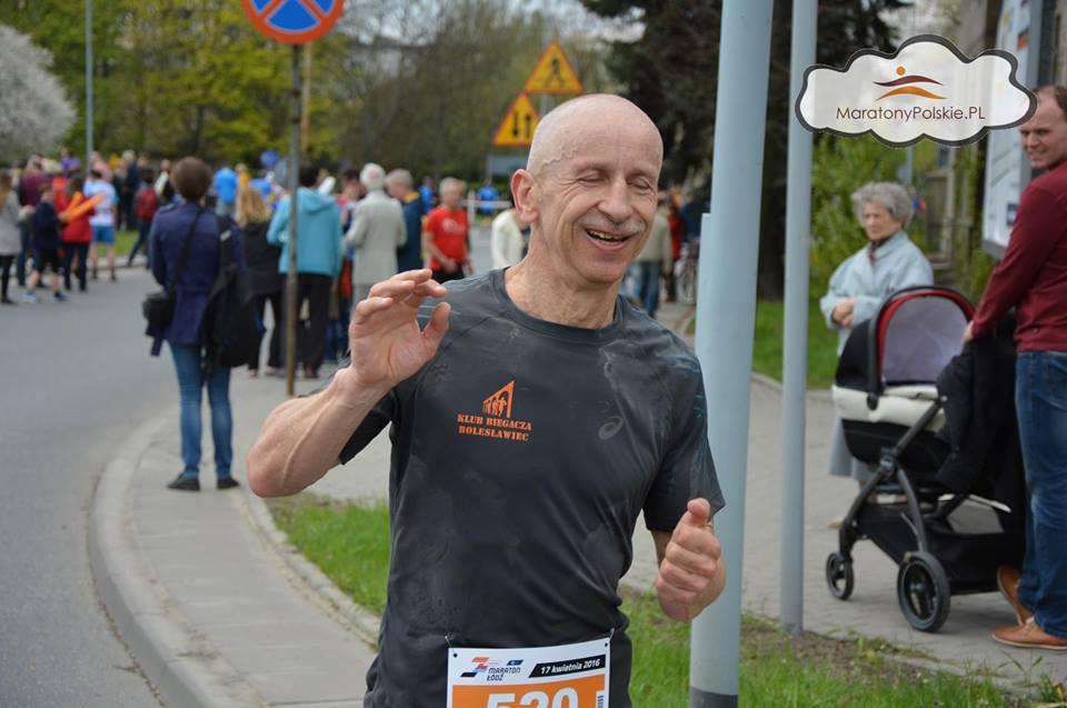 DOZ Łódź Maraton 2016