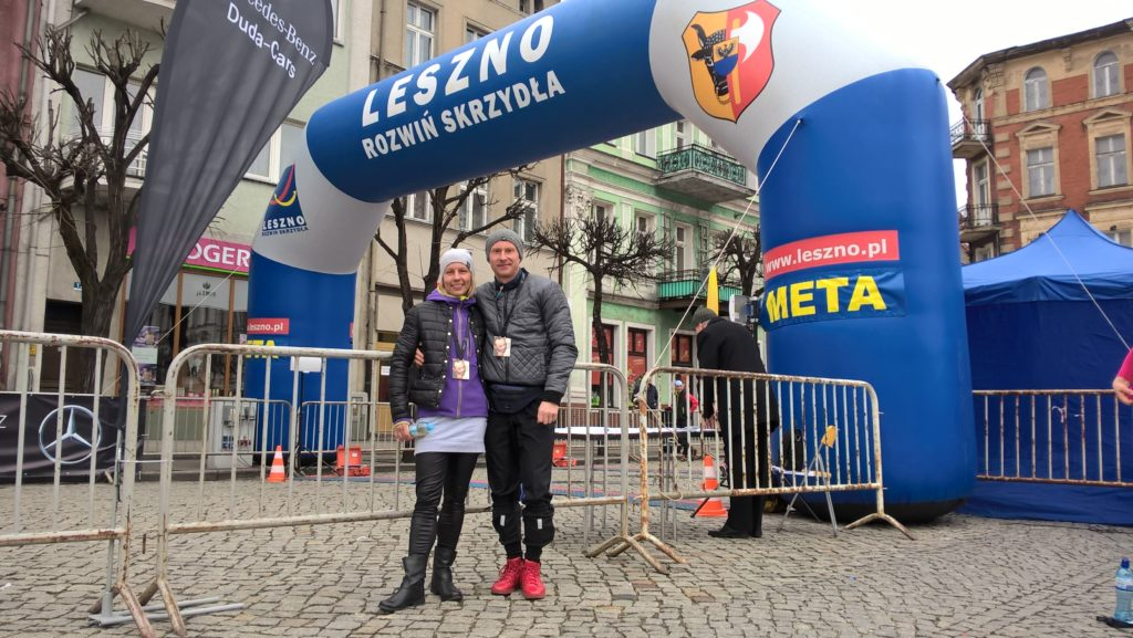 II Półmaraton Leszczyński