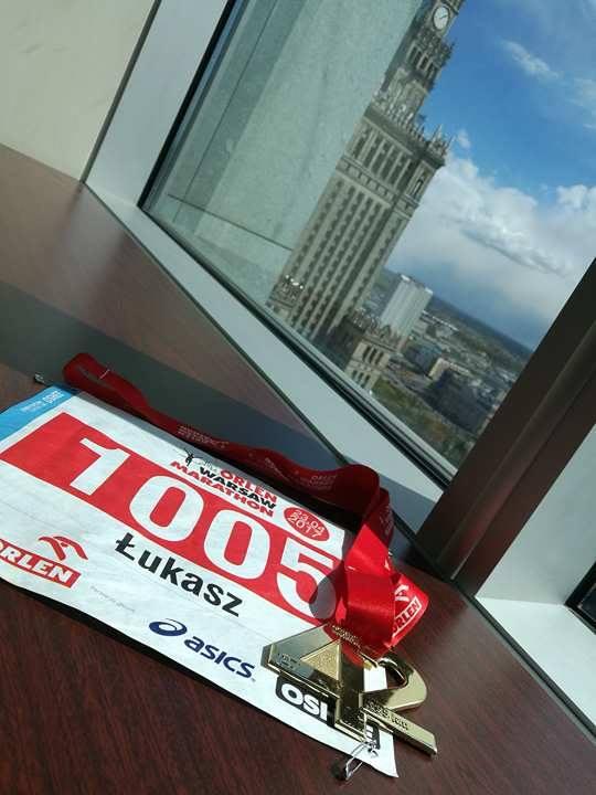 Orlen Warsaw Maraton 2017